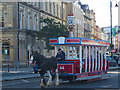 SC3875 : Horse drawn tram, Douglas by Robin Drayton