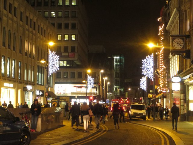Blackett Street, Newcastle upon Tyne