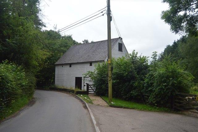 Weatherboarding, Mill Lane