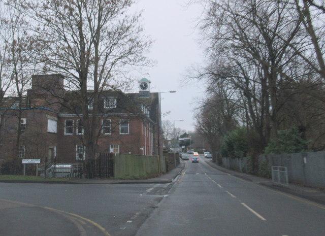 Worcester B4205 Midland Road