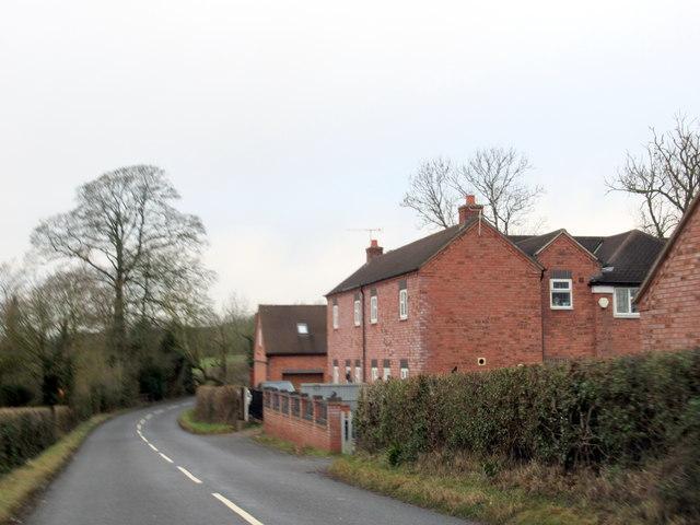 Cottages Hindlip