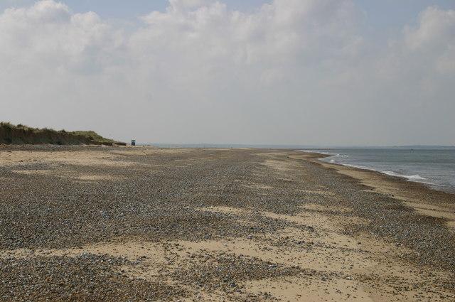 Blakeney Point Beach