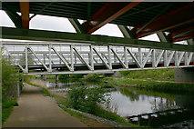 TQ3785 : Waterfall Bridge (north) by David Kemp