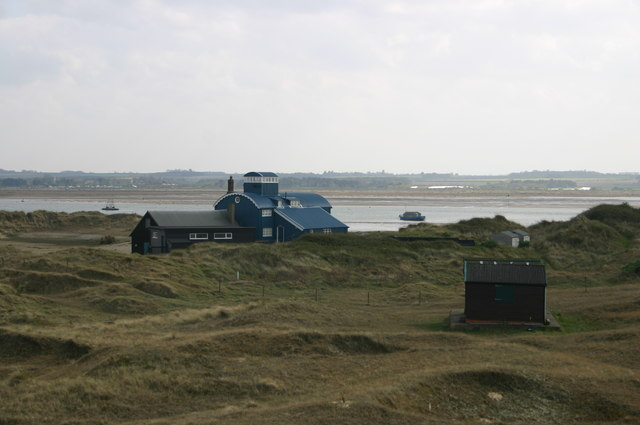 Old Blakeney Lifeboat Station