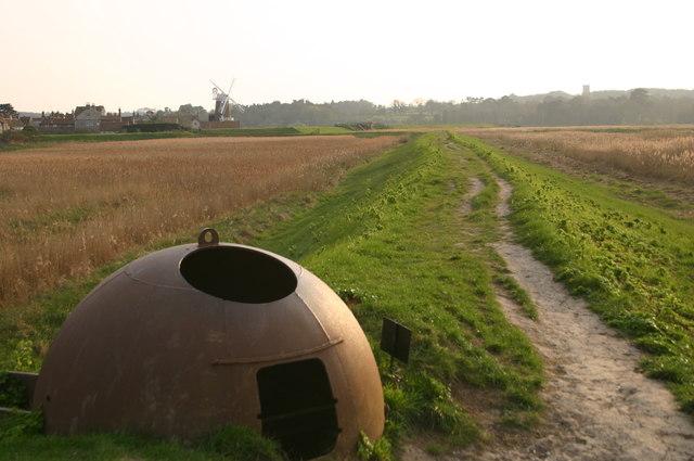 Path on the Dyke