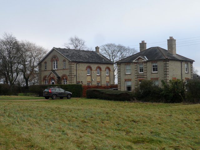 The Old Manse, Roe Green