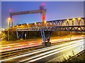 J3574 : Footbridge, Belfast by Rossographer