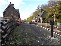 SK2762 : Darley Dale Railway Station by Ashley Dace