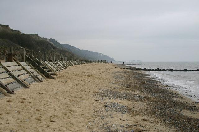 Beach at Overstrand