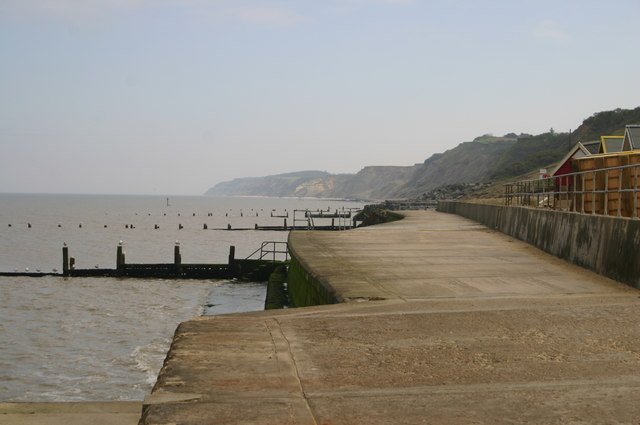 Overstrand Seafront