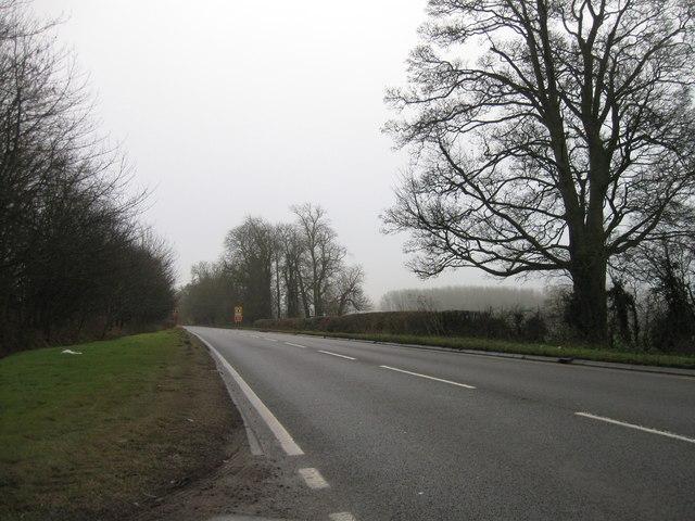A5 southbound by Alex McGregor