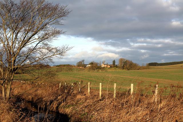 Farmland at Bowden