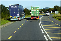 N6680 : HGVs on the Northbound N3 by David Dixon