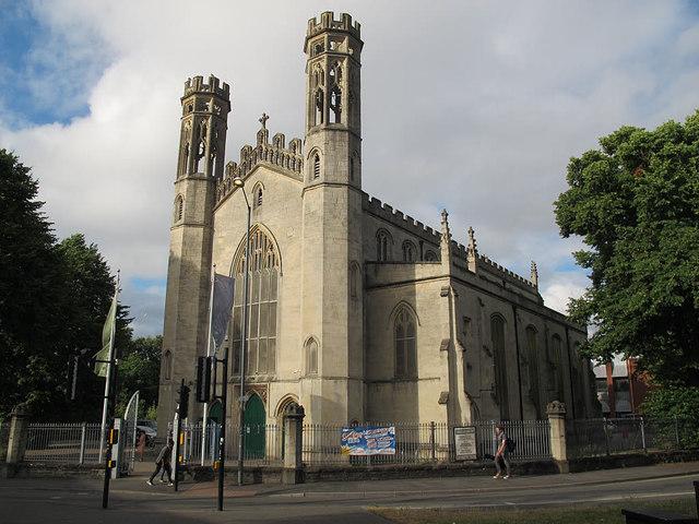 Trinity Arts Centre, Trinity Road