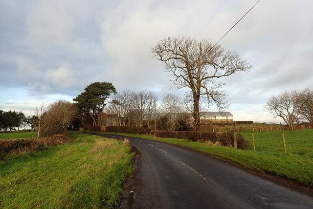 Lisconnan Road