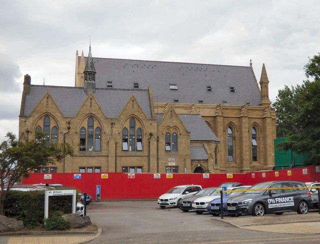 Unitarian Chapel conversion