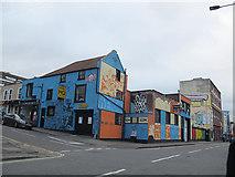 ST5973 : People's Republic of Stokes Croft, Jamaica Street, Bristol by Stephen Craven