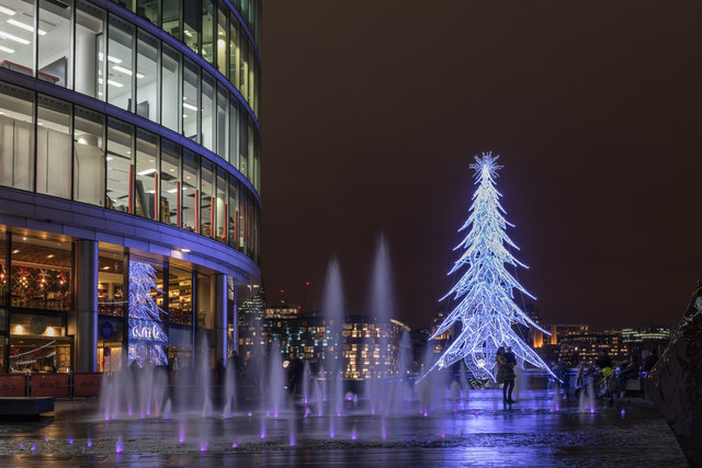 Christmas on the South Bank