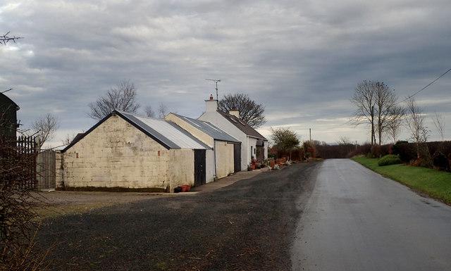 Near Ballybogy