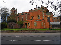 SJ9400 : St Thomas' Church by John M
