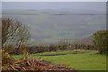 SN6777 : A murky day over the Rheidol valley by Nigel Brown