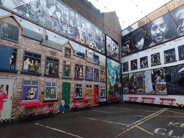 Belfast's Cathedral Quarter (2)