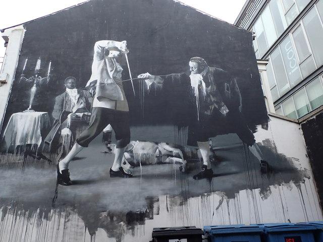 Belfast's Cathedral Quarter (3)