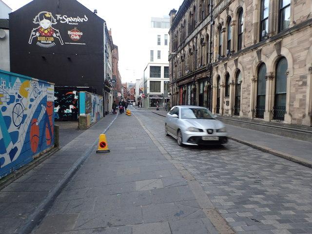 New look for Skipper Street