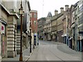 SK5739 : An empty Victoria Street by Alan Murray-Rust