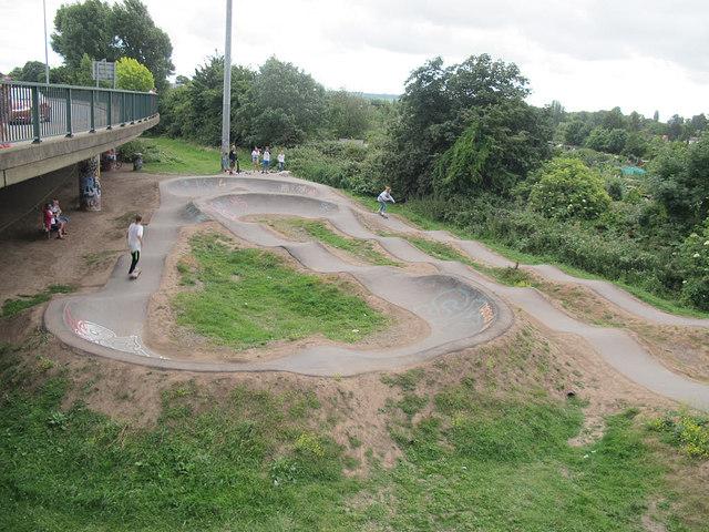 Brunel Way Pump Track