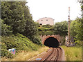 ST5974 : St Andrew's Road tunnel - western portal by Stephen Craven