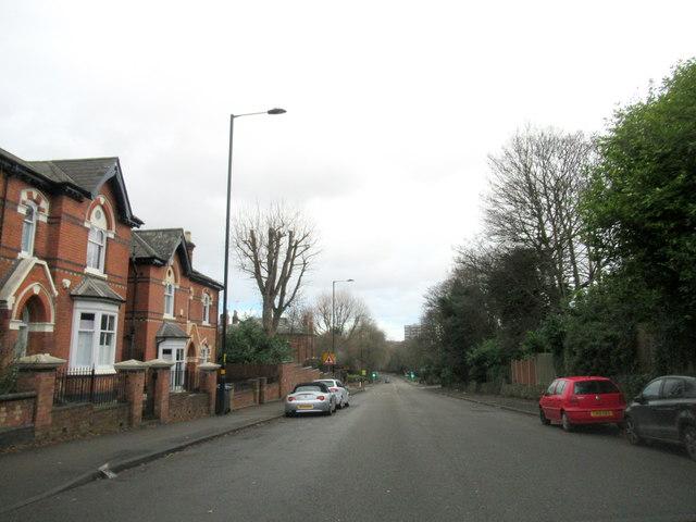 Harborne Road Harborne Birmingham