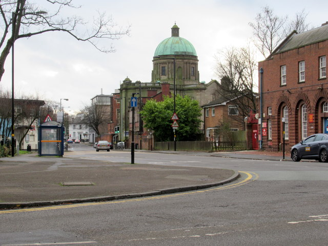 Plough & Harrow Road Edgbaston Looking Towards The Oratory