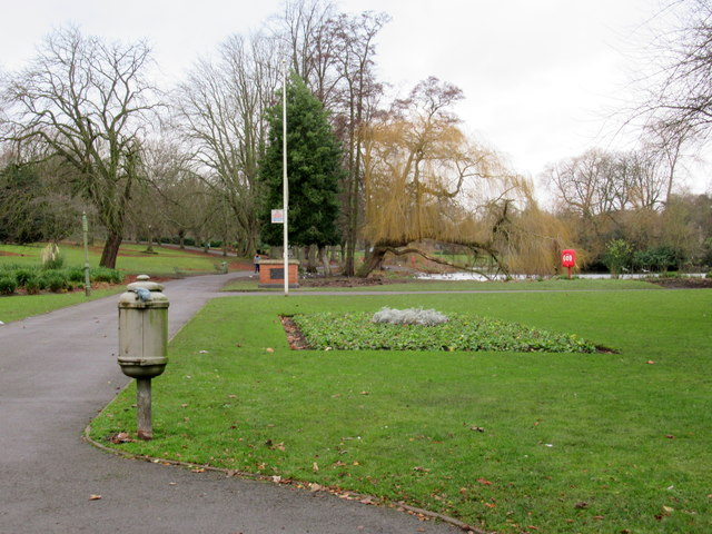 Hamstead Road Entrance to Handsworth Park