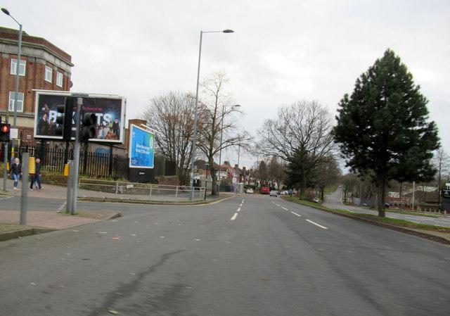 Kinstanding Road B4138 Kingstanding