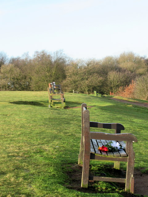Beacon Hill Benches Lickey Hills