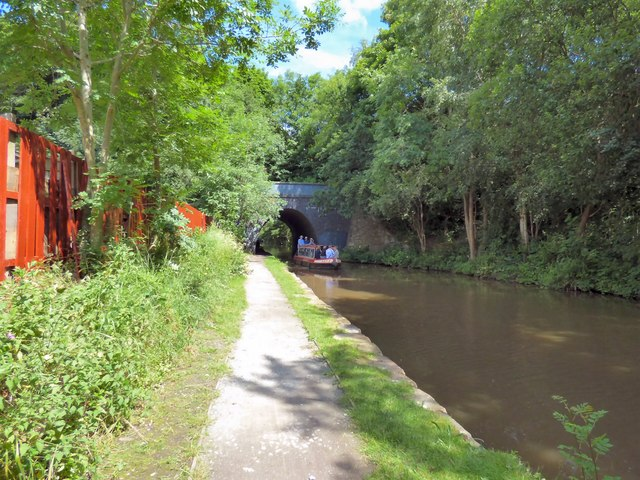 Alice on the Peak Forest Canal