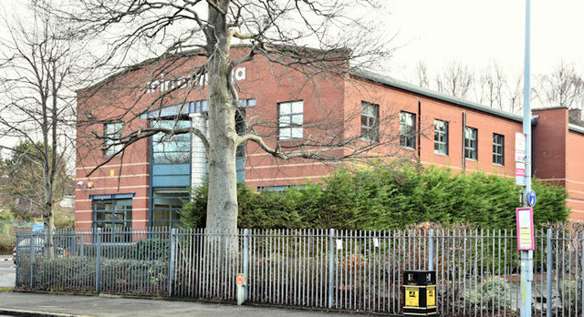 Mirror Group offices, Belfast (December 2017)