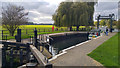 TL2871 : Houghton Lock by Phil Champion