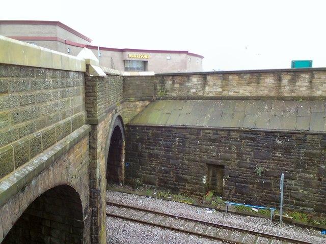 Rails into Bolton