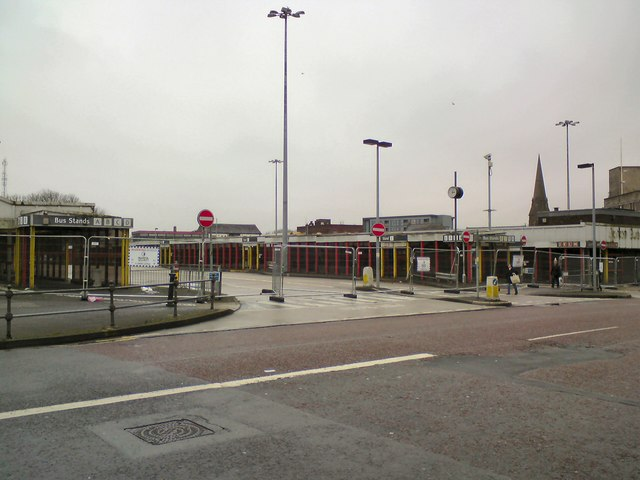 Bolton old (Moor Lane) bus station