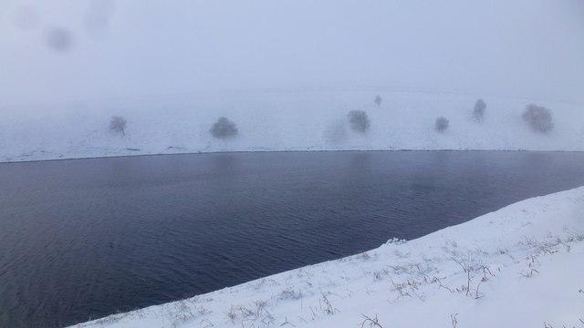 Alongside the Grwyne Fawr Reservoir, 2