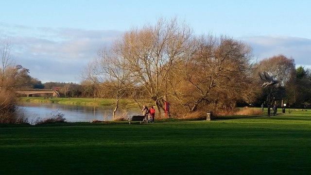 Riverside Walk, Ross-on-Wye