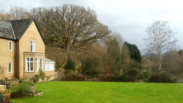 Hazelhurst Nursing Home garden