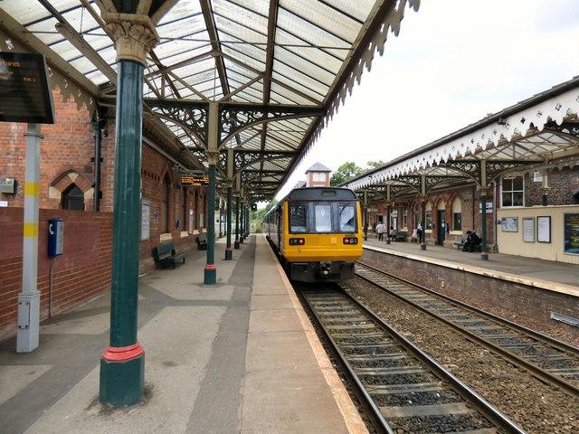 Hale Station