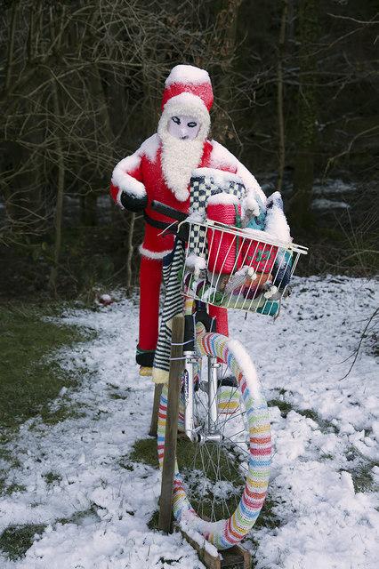 Santa at Yarrowford