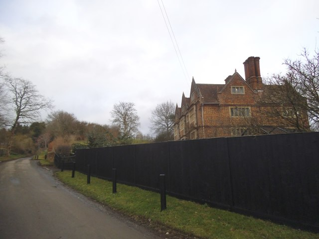 House on Waterend Lane