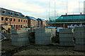 SE3155 : Building site, Claro Road, Harrogate by Derek Harper