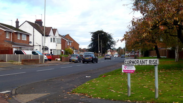 Bromwich Road, Worcester