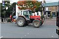 NZ0416 : Tractor by Bob Harvey